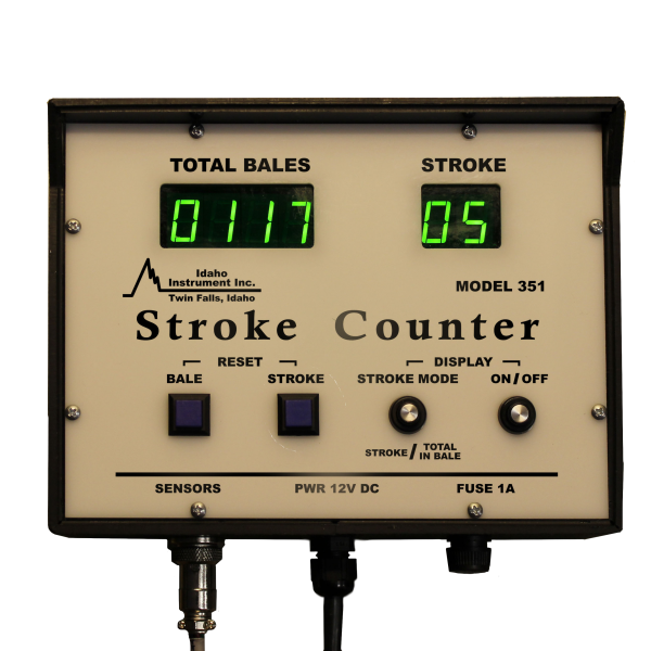 Stroke Counter